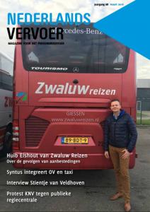 Nederlands Vervoer, maart 2016