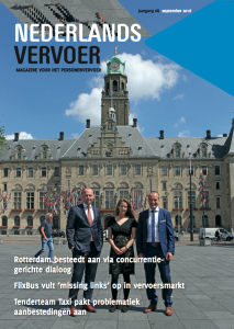 Nederlands Vervoer september 2016