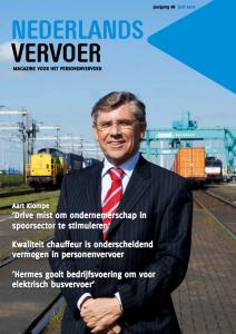 Nederlands Vervoer editie juni 2016